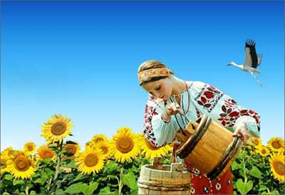 Картинка про українську мову